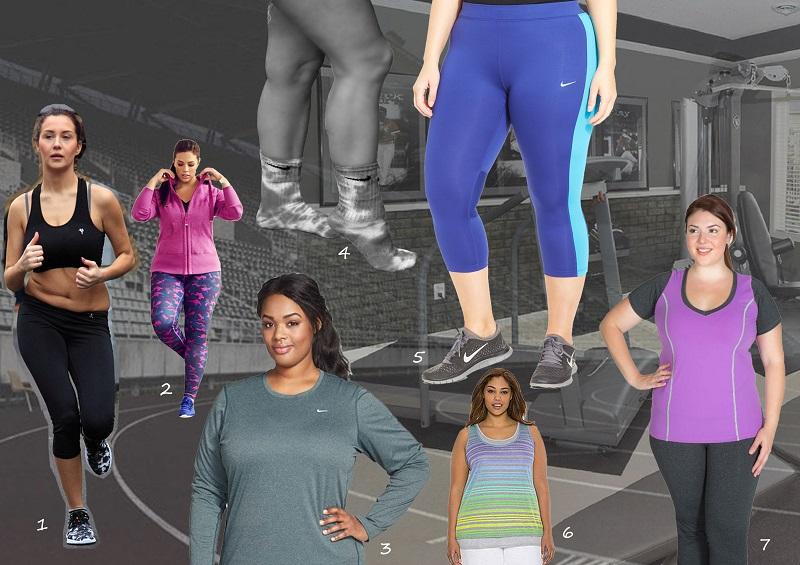 fitness ruházat