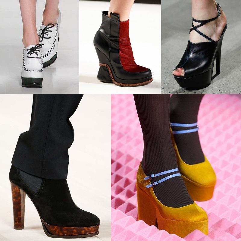 Cipő divat 2015 ősz