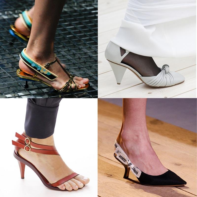 Cipő divat 2017 tavasz