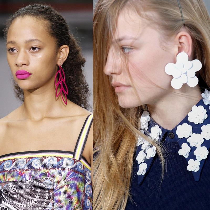 Ékszer divat 2017 tavasz