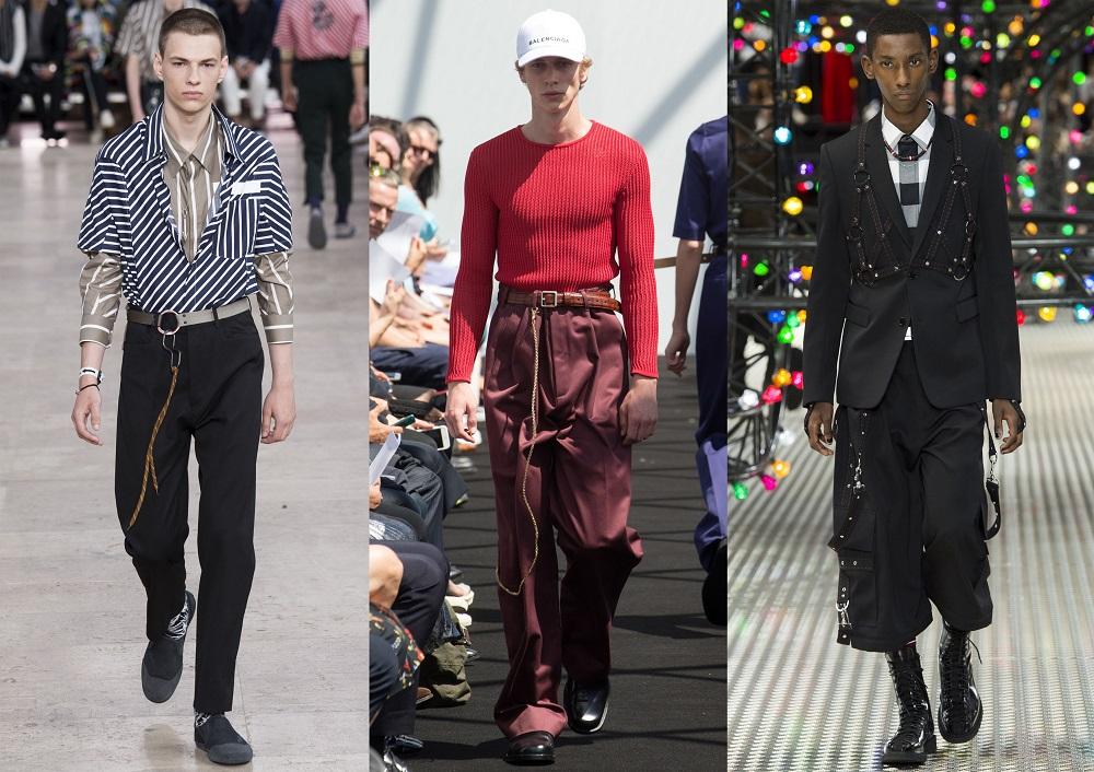 Férfi divat 2017 tavasz