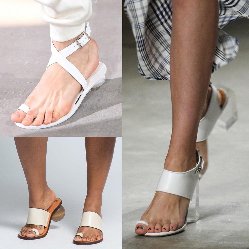 Cipő divat 2018 tavasz