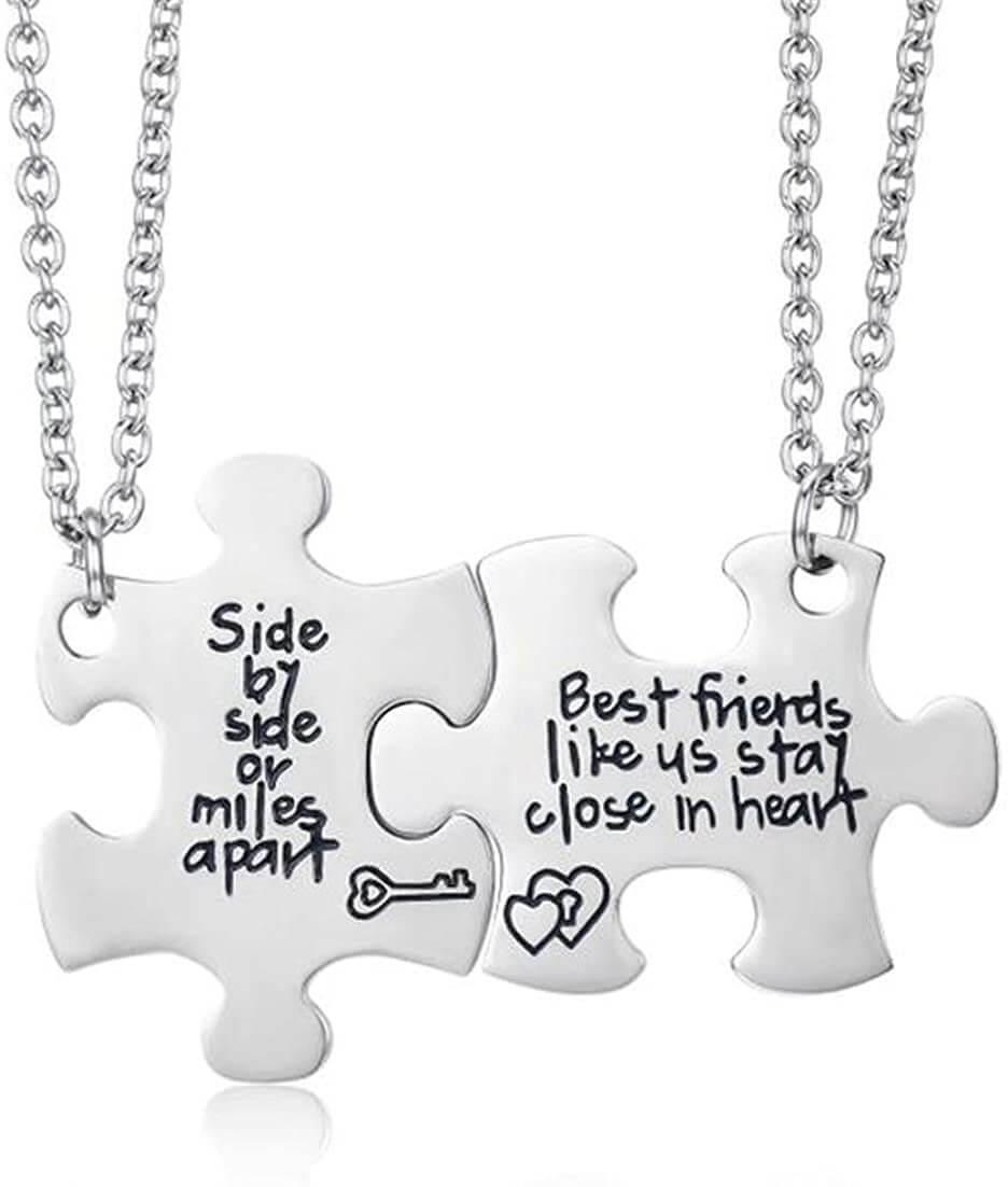 Barátság nyaklánc extrákkal