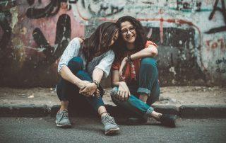 Barátság nyaklánc