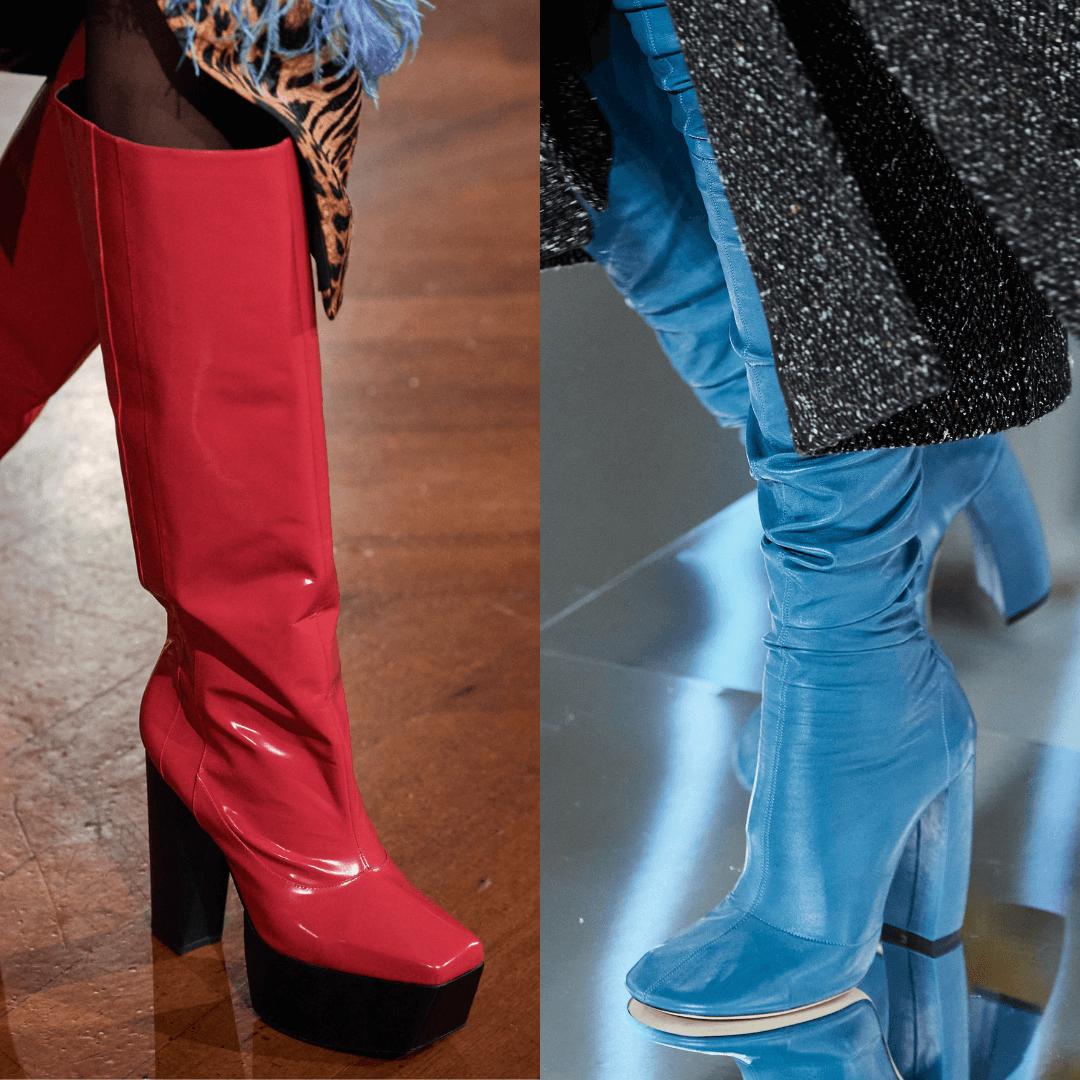 Cipő divat 2020 ősz