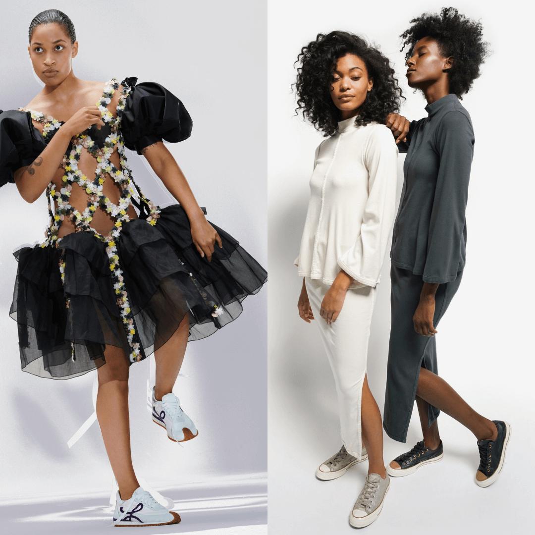 Cipő divat 2021 tavasz