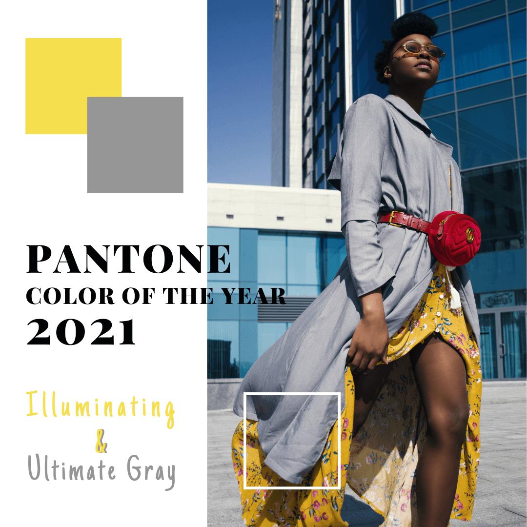 Év színe Pantone 2021