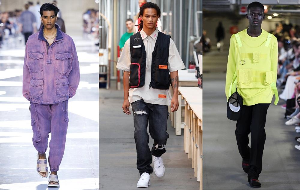 Férfi divat 2019 tavasz