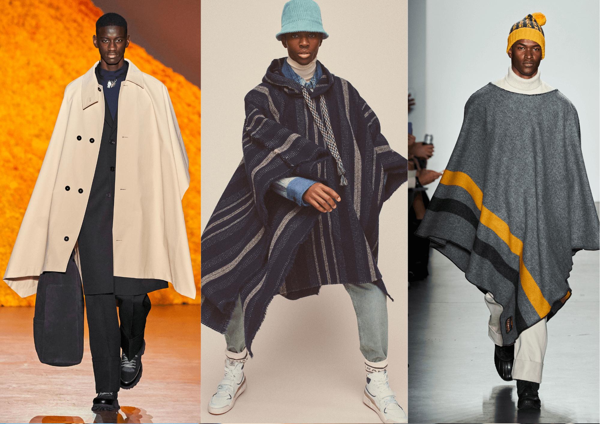 Férfi divat 2020 ősz