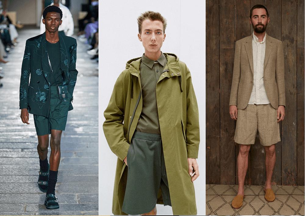 Férfi divat 2021 tavasz
