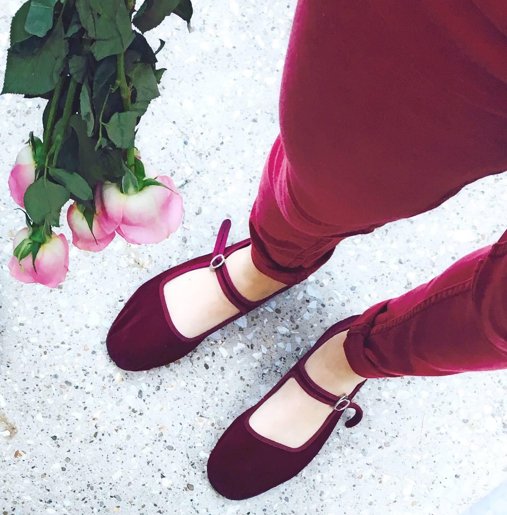 Mary Jane cipő