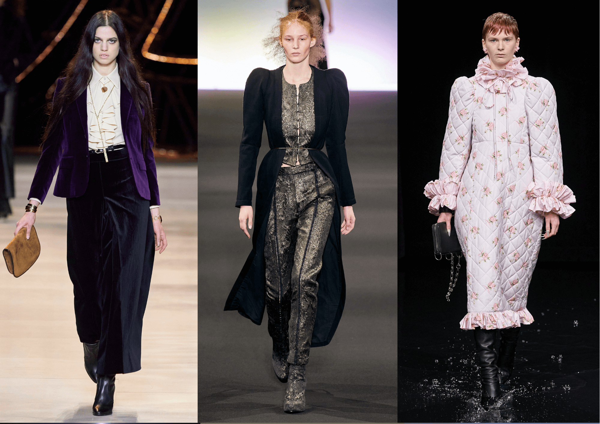 Női divat 2020 ősz