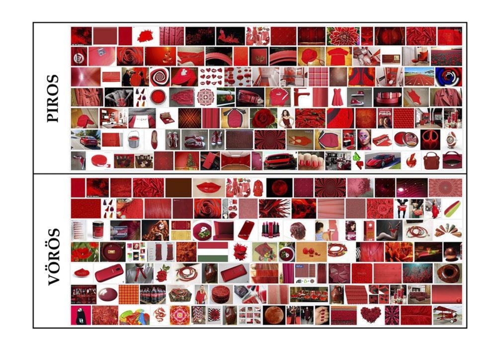 piros vagy vörös
